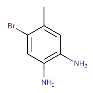 4-Bromo-5-methylbenzene-1,2-diamine