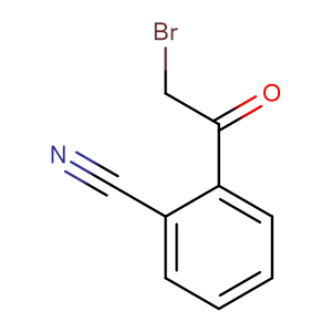 CAS 683274-86-4 2-(2-Bromoacetyl)benzonitrile